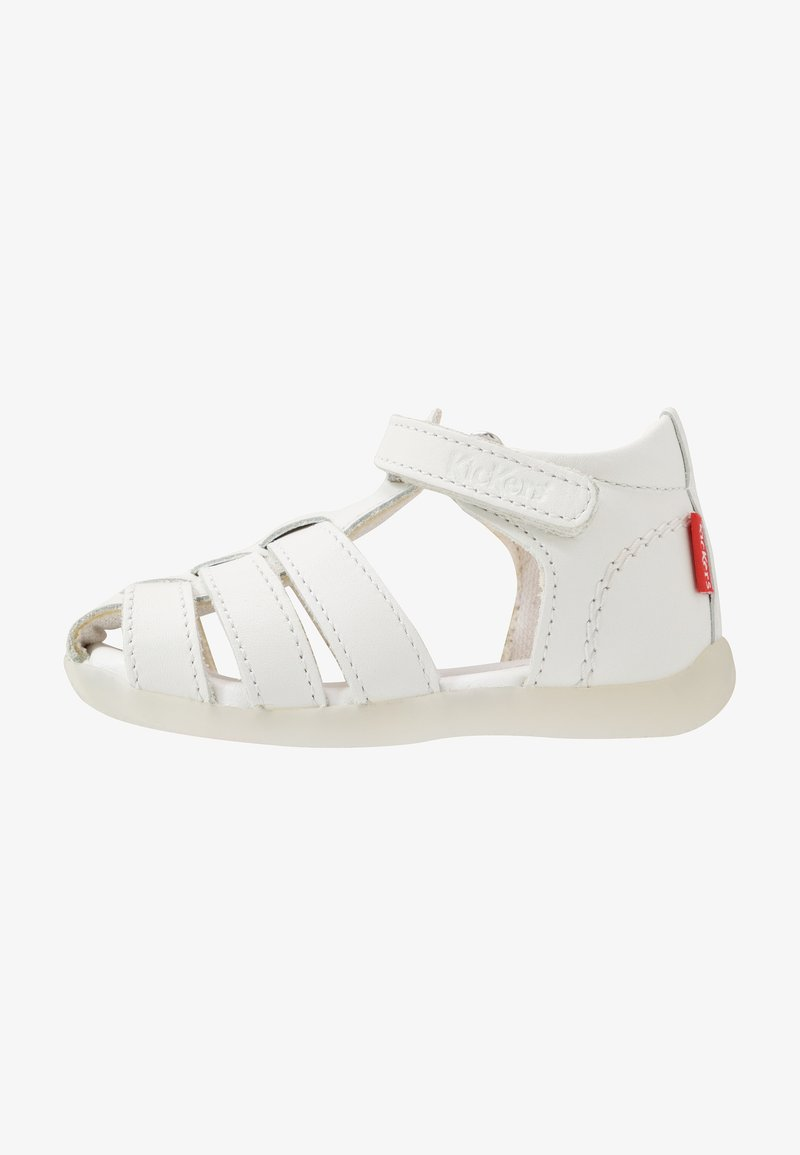 Kickers - BIGFLO - Baby shoes - blanc