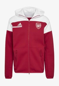 adidas Performance - Z.N.E. ARSENAL FC SPORTS FOOTBALL JACKET - Träningsjacka - actmar/white - 11
