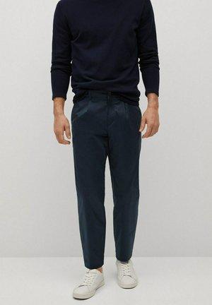BLAS - Pantaloni - dunkles marineblau