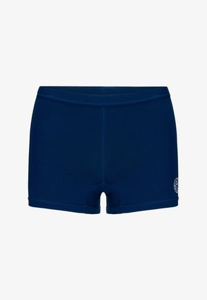KIERA TECH - kurze Sporthose - dark blue