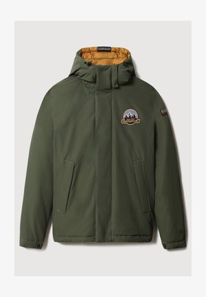 ASTHER - Winter jacket - green