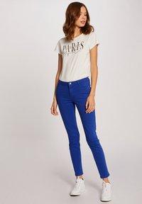 Morgan - Jeans Skinny Fit - bleached denim - 1