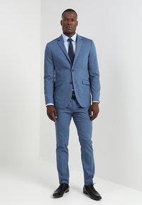 Pier One - Suit - mottled blue - 0