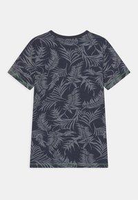 Cars Jeans - JUNEAU - Print T-shirt - navy - 1