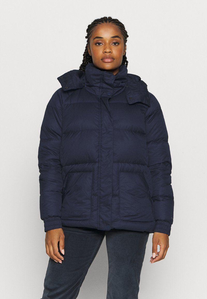 Columbia - NORTHERN GORGE JACKET - Down jacket - dark nocturnal ripstop