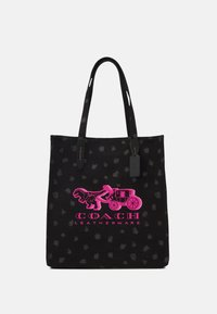 Coach - REXY AND CARRIAGE TOTE - Tote bag - black - 1
