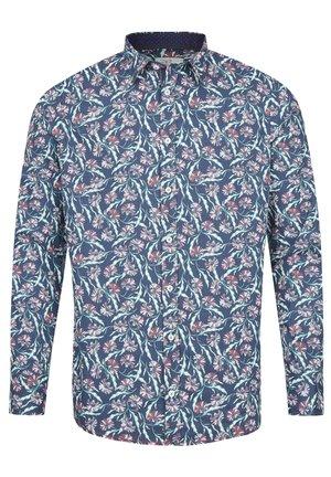 CASUAL  - Shirt - blau