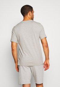 Calvin Klein Underwear - CREW NECK   - Pyjamashirt - grey - 2