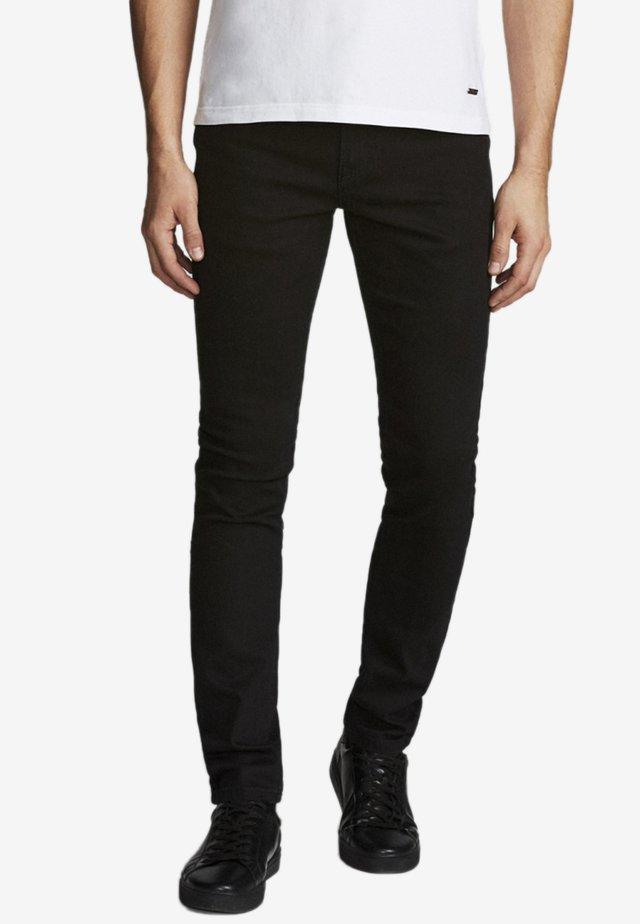 NEAL - Slim fit jeans - black
