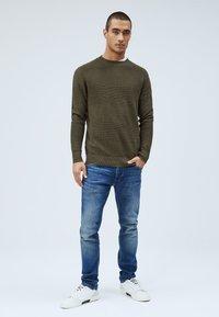 Pepe Jeans - OSCAR - Pullover - waldgrün - 1