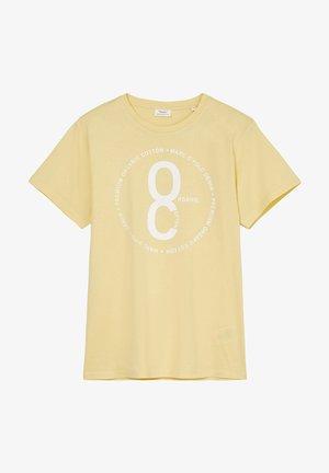 Print T-shirt - sunlight