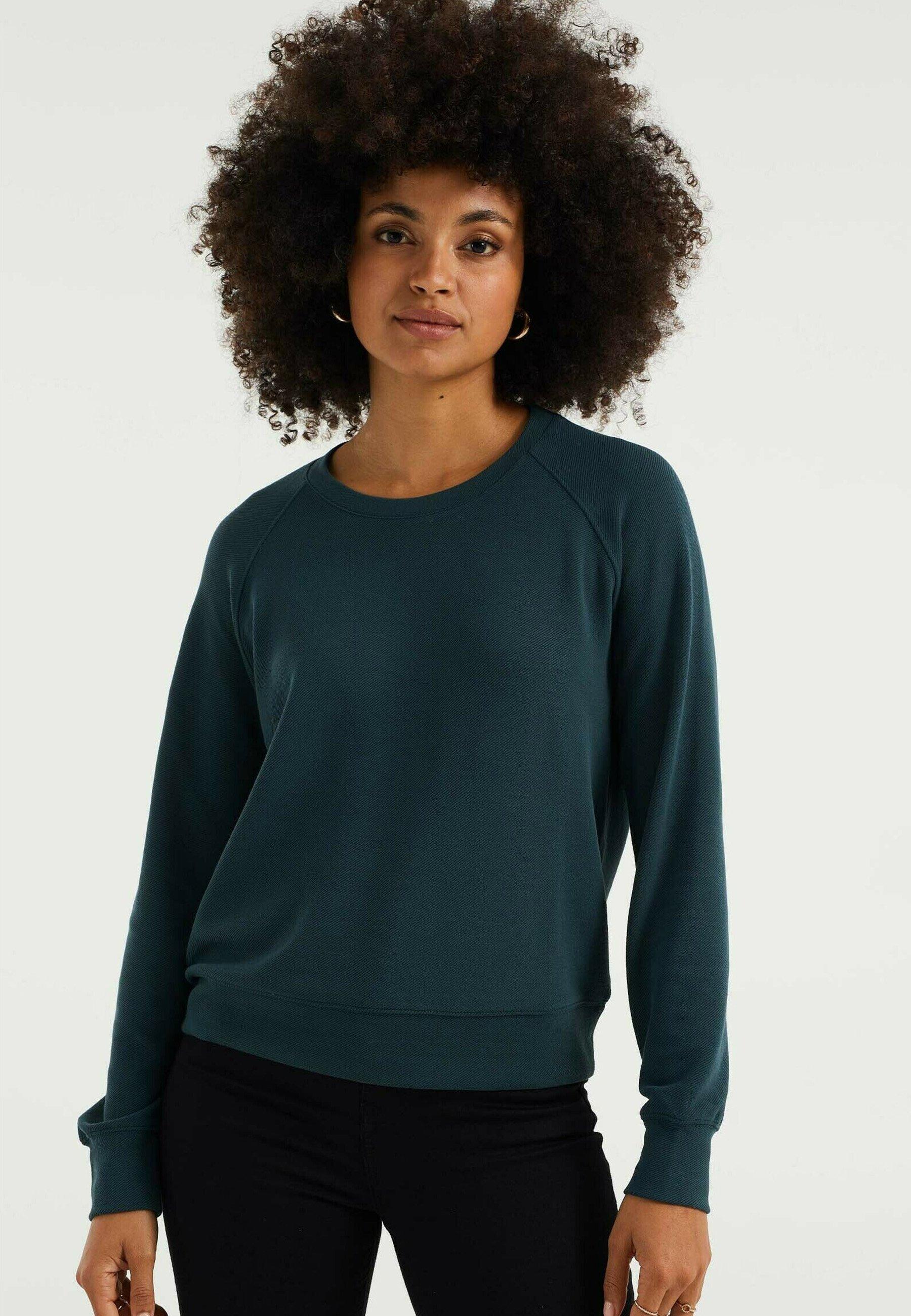 Femme MET STRUCTUUR - Sweatshirt