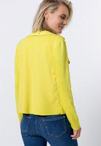 zero - Cardigan - yellow lime - 2