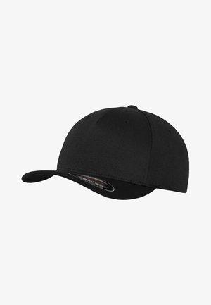 5 PANEL - Cap - black