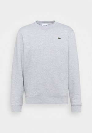 Sweatshirt - silver chine/elephant grey