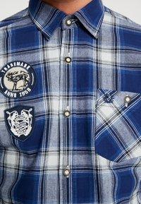 Krüger Dirndl - Shirt - blue - 7