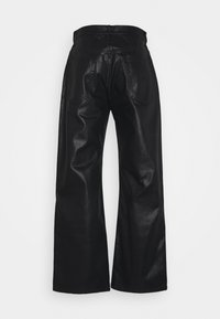 NU-IN - GALLUCKS X NU IN COLLECTION WIDE LEG  - Relaxed fit jeans - black - 1