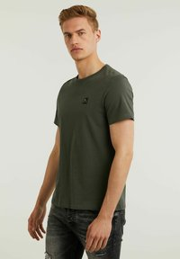 CHASIN' - BRETT - Basic T-shirt - green - 2