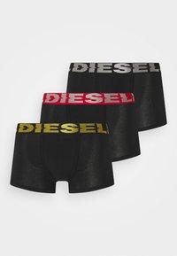 DAMIEN 3 PACK - Pants - black