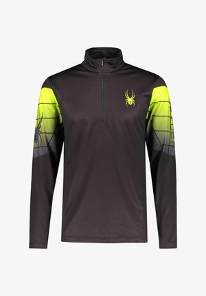 """""""WEBSTRONG"""" - Long sleeved top - limette"""