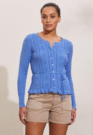 LAURA - Neuletakki - cornflower blue
