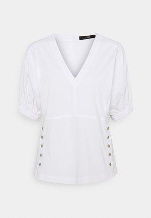 LIZA FASHION BLOUSE - Blouse - white