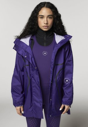 ADIDAS BY STELLA MCCARTNEY TRUEPACE RUN JACKET WIND.R - Træningsjakker - purple