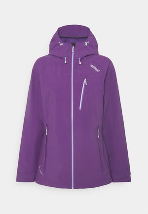 WOMENS BIRCHDALE - Giacca hard shell - lilac