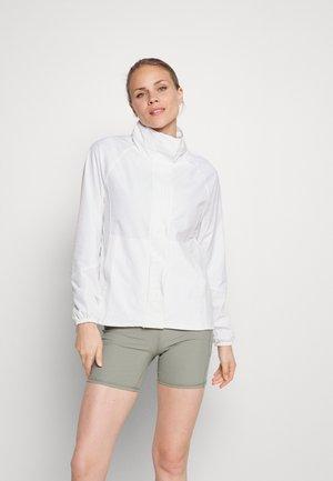 RUSH PRINT - Sportovní bunda - white