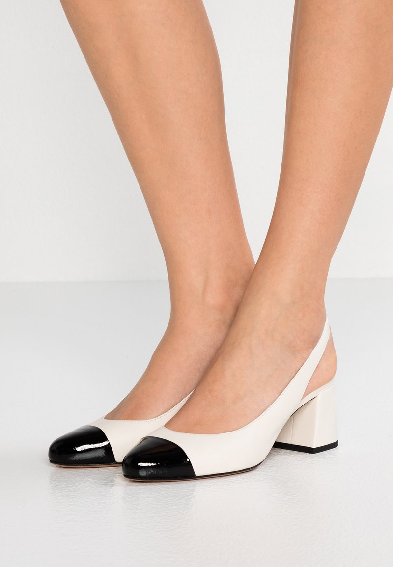 Pretty Ballerinas - SHADE - Classic heels - avorio