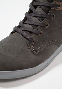 Lowa - DUBLIN III GTX - Zimní obuv - anthrazit - 5