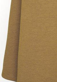 Object - OBJSAVA SKIRT SEASONAL - A-line skirt - tapenade - 2