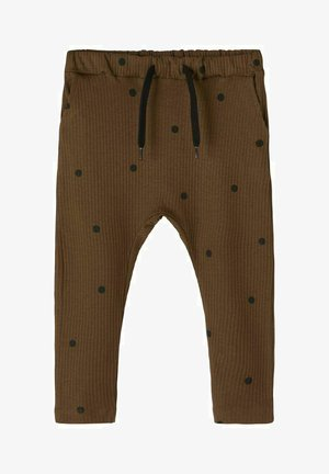 Tracksuit bottoms - desert palm