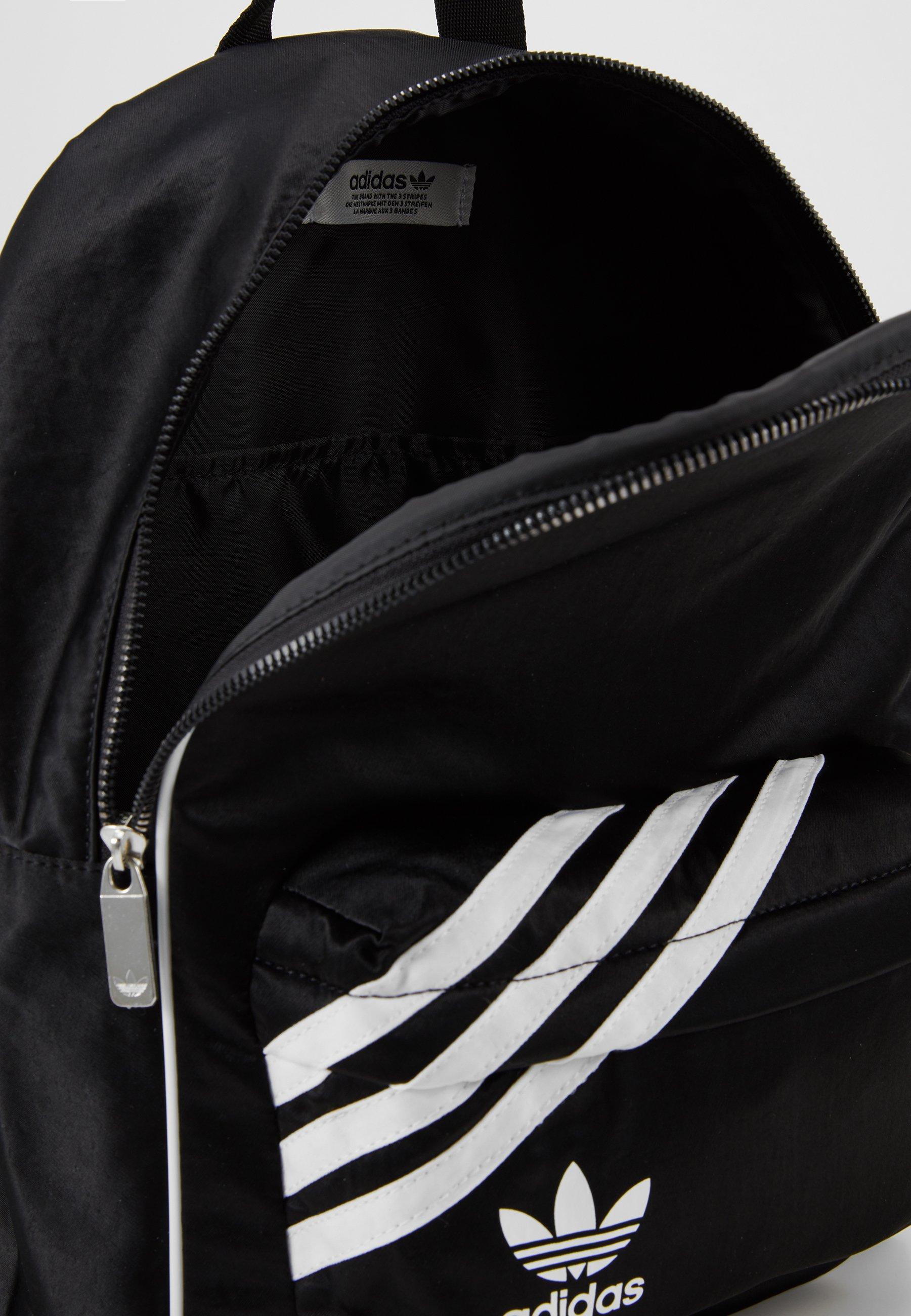 adidas Originals CLASSIC Ryggsäck black Zalando.se