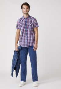 Wrangler - Skjorta - limoges blue - 1