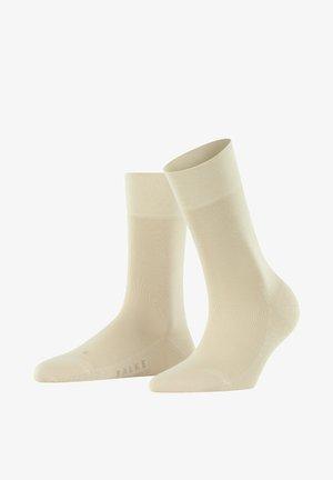 SENSITIVE INTERCONTINENTAL - Socks - cream