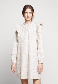 Bruuns Bazaar - POSY FILIPPO DRESS - Day dress - off-white - 0