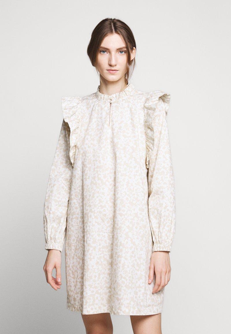Bruuns Bazaar - POSY FILIPPO DRESS - Day dress - off-white