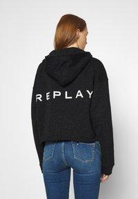 Replay - Hoodie - black - 2