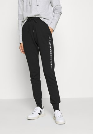 TROUSER - Joggebukse - black