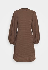 HARRIETTA SHORT DRESS - Day dress - argan