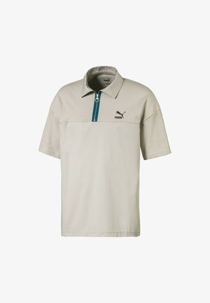 BOXY  - Polo shirt - dove
