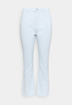 PALE WASH WRATH  - Relaxed fit jeans - blue