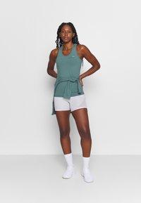 ONLY Play - ONPCLARISSA TRAINING TEE - Sports shirt - goblin blue - 1
