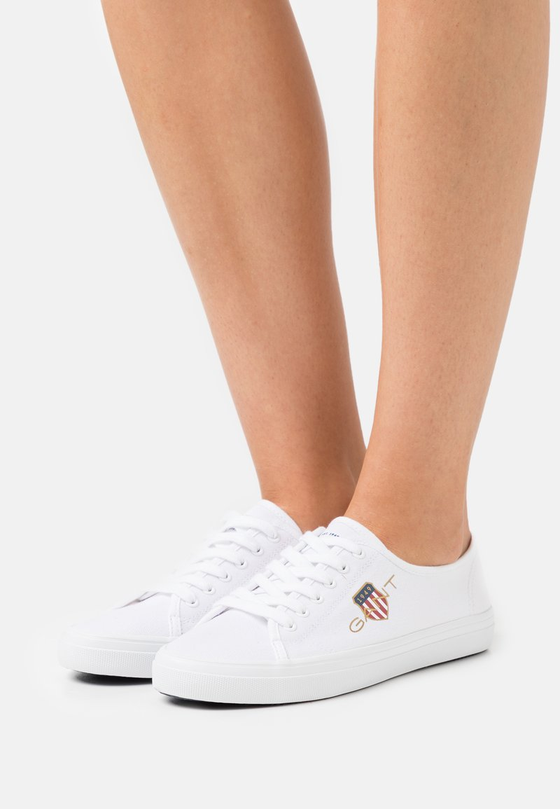 GANT - PILLOX  - Trainers - bright white