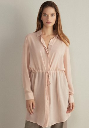 Shirt dress - rosa -  tea rose