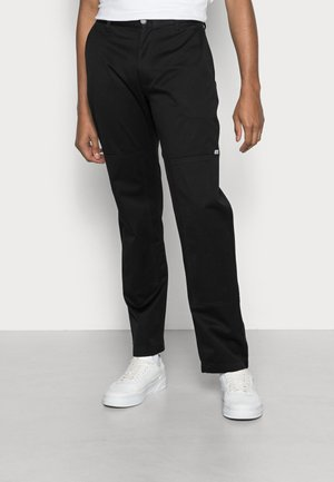 ETHAN WORKER - Chinos - black