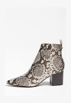 JELLY PYTHONPRINT - Ankle boots - animalier