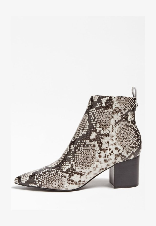JELLY PYTHONPRINT - Ankle boot - animalier