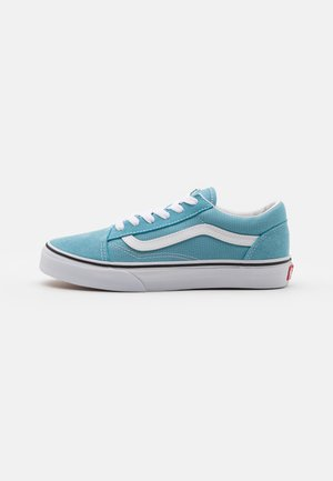 OLD SKOOL UNISEX - Sneakers laag - delphinium blue/true white